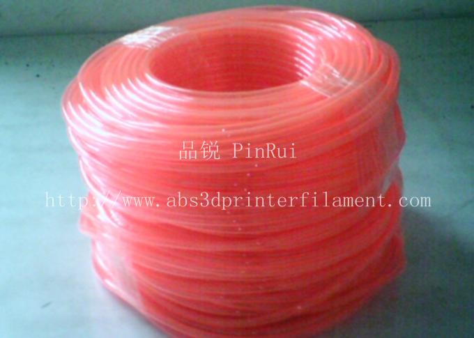 Durable Non - toxic PU Plastic Flexible Hose For Industrial Equipment