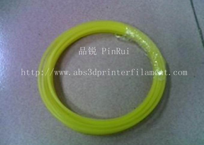 Transparent PE Fluorescent Flexible Plastic Hose Pipe / Thin Plastic Tubing