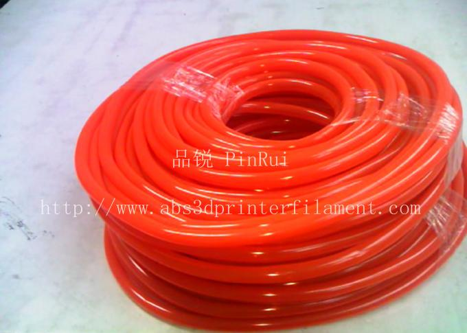 Lightweight Plastic Hose Pipe , PVC Clear Plastic Tubing Flexible