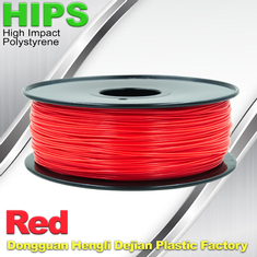 China Soluble in lemon juice HIPS 3d Printer Filament  HIPS filament supplier