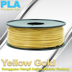 China Stable  Performance 1.75mm PLA 3D Printer Filament Temperature 200°C  - 250°C supplier