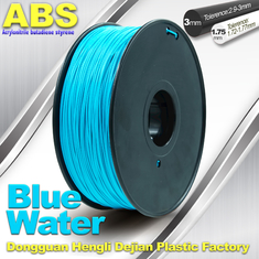 China Rapid Prototyping Material  ABS Filaments For RepRap 3D Printer 1.75mm / 3mm supplier