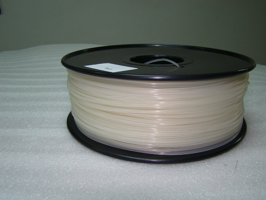 China Good Resilience 3D Printing Nylon Filament 1.75mm / 3.0mm  1KG / Roll supplier