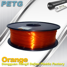 China RepRap , UP 3D Printer PETG 1.75 or 3mm filament Acid and Alkali Resistance supplier