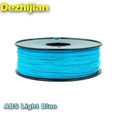 China 335m / 132m Length PLA ABS Filament For 3D Printing 1KG / 5KG Weight supplier