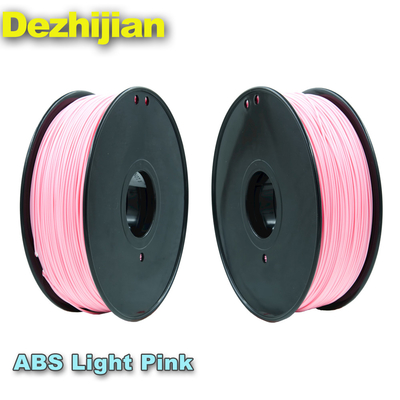 China Minimal Shrinkage 1.75 Mm 3d Printer Filament / PLA 3d Printing Material supplier