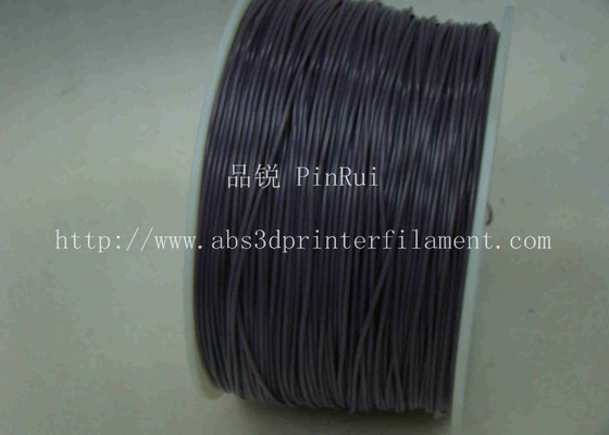 China Markerbot , RepRap Color Changing Filament 1.75 / 3.0mm Purple to Pink 1KG / Roll supplier
