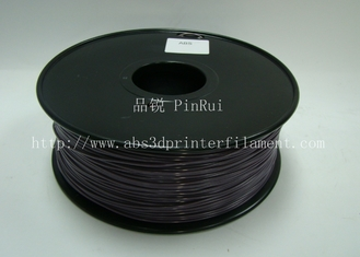 China Color Changing strongest 3d printer filament pla 1.75mm purple to pink supplier
