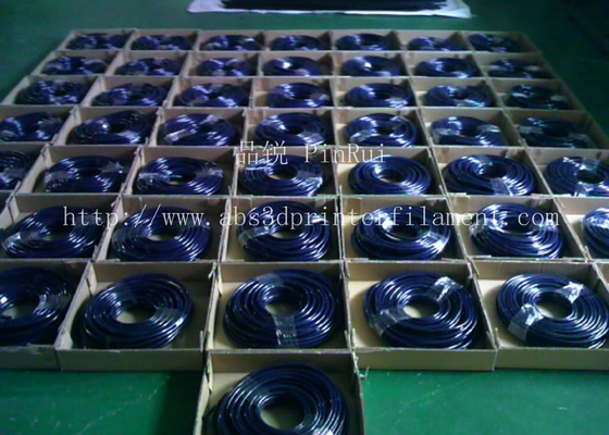 China Durable Non - toxic PU Plastic Flexible Hose For Industrial Equipment supplier