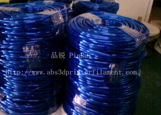 China Lightweight Plastic Hose Pipe , PVC Clear Plastic Tubing Flexible supplier