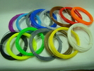 42 Colors PLA 3D Pen Filament Refills 1.75 mm 20 Foot / 10 Foot