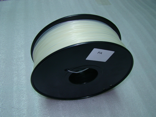 Higest strength  Nylon 3D Printer Filament , 3D Printing Filament Materials