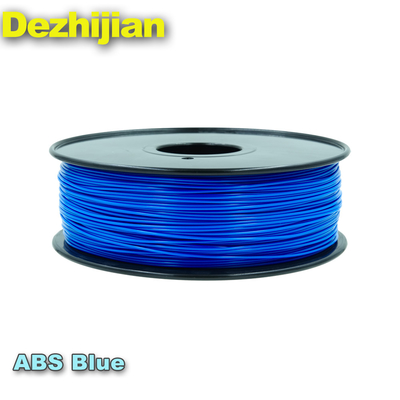 China 3D Printer Filament 1.75mm ABS PLA Filament 1kg 2.2lbs Spool High Accuracy PLA 3D Printer Filament factory