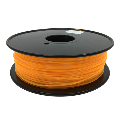 China 1.75 mm Pla 3d Printer Material Dimensional Accuracy + / - 0.03mm With Spool 1KG factory