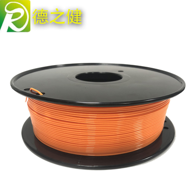China Net Winding  PLA 3d Printer Filament / 3d Printing ABS Filament 1kg 5kg 0.5kg factory