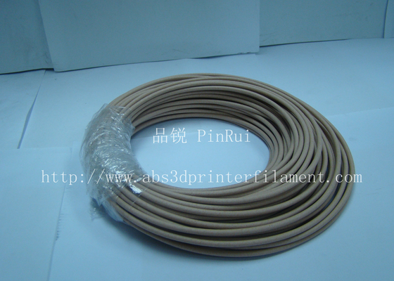 3mm / 1.75mm Anti Corrosion Wooden Filament For 3D Printing Material