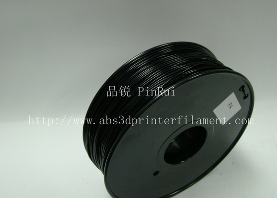 Black PC PETG PVA Nylon 3d Printer Filament  1.75mm 3mm 3d printing material strength