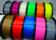 Red / Pink 3D Pen Filament 100% Virgin 3D Printer Filament Materials